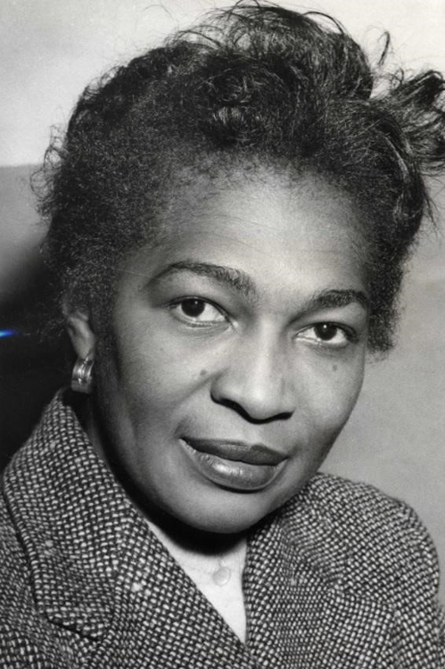Claudia Jones, 21 February 1915 - 24 December 1964 - feminist, political activist, community leader and journalist. described as 'the mother of the Notting Hill carnival'