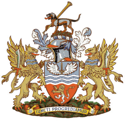 Hounslow coat of arms