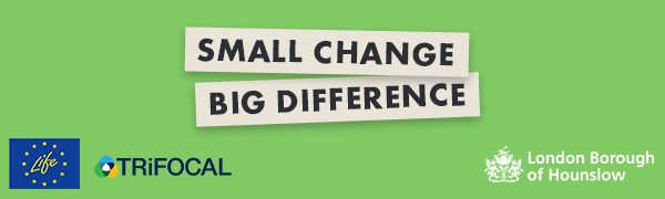 small change big difference
