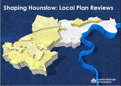 Shaping Hounslow: Local Plan Reviews