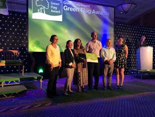 Green parks awards