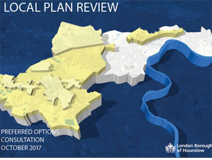 Image of the local plan review document