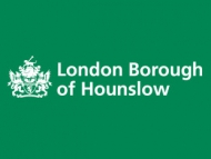 Green logo for the London Borough of Hounslow
