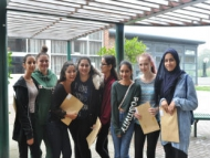 Hounslow students perform strongly in new tougher A levels