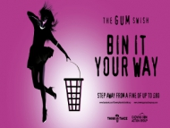 Image of the Bin It Your Way campaign branding.