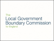 Logo of Local Government Boundary Commission.
