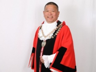 Image of Cllr Bishnu Gurung, Mayor of Hounslow