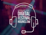 Digital Festival Hounslow logo