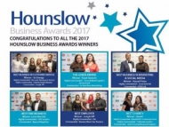 Hounslow Business Awards logo
