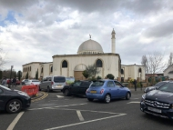Image of Hounslow Jamia Mosque.
