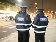 Image of 2 Hounslow parking enforcement officers.