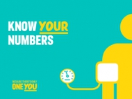 Image of Know your numbers campaign