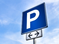 Image of a parking sign