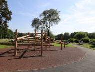 Image of a playground in a Hounslow Park