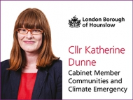 Image of Councillor Katherine Dunne