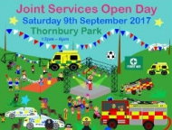 Joint services day 9th September 2017