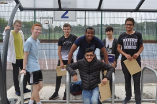 Hounslow students rise to the challenge of tougher GCSEs