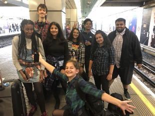 Hounslow Youth Council make their mark with record breaking results
