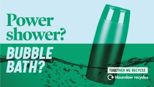 Recycle Week starts today. Together – Hounslow Recycles!