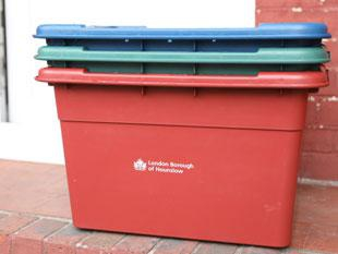 Hounslow offers advice on recycling and waste to residents