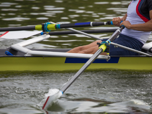 Image of a rower